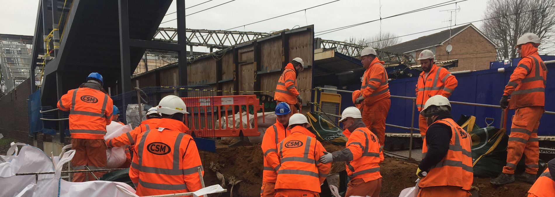 SPECIALIST RAILWAY CIVIL ENGINEERING